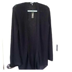 NWT Express long duster cardigan